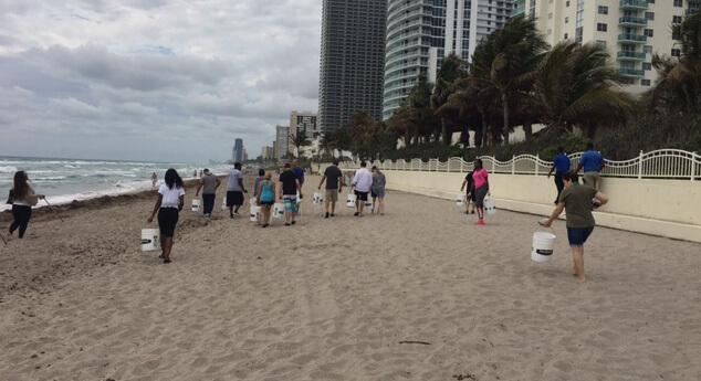 Beach Cleanup 2017