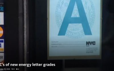 The ABC's of New Energy Letter Grades