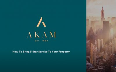 Bring 5-Star Service to your property
