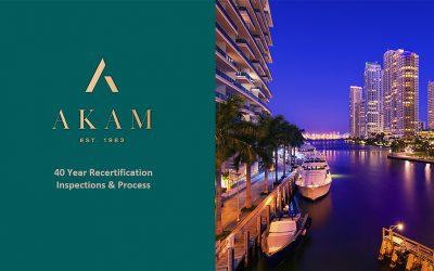 AKAM Hosts A Seminar On Florida's 40-Year Recertification Inspections & Process