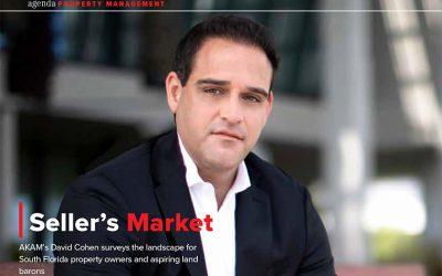 Property Management Profile: David Cohen