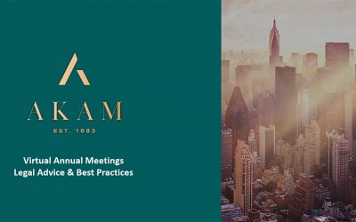 Preparing For A Virtual Annual Meeting: Legal Advice & Best Practices for NY
