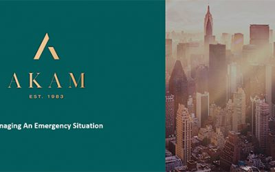 Managing Emergency Situations from Initial Response to Reconstruction
